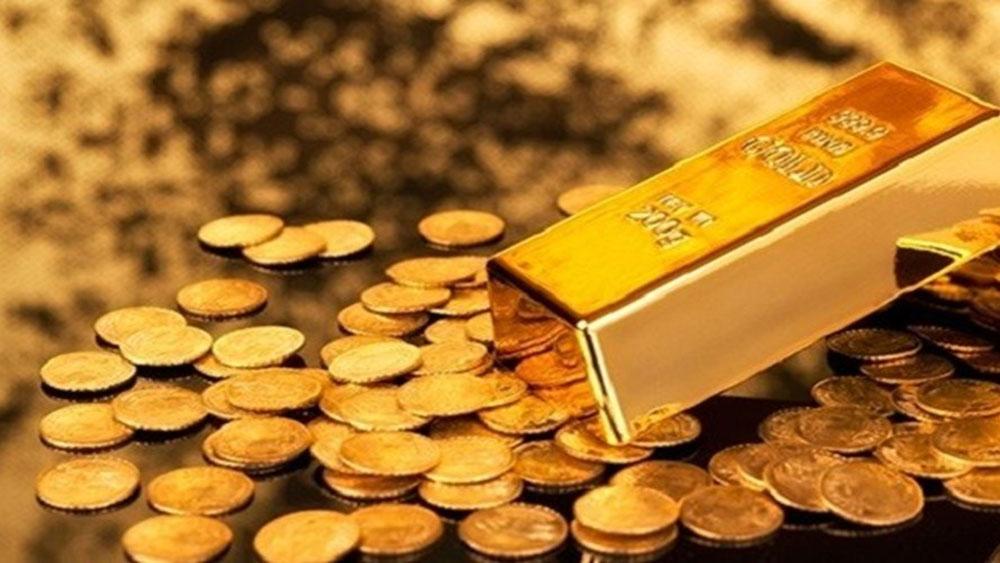 Vàng trong nước tăng bật trở lại
